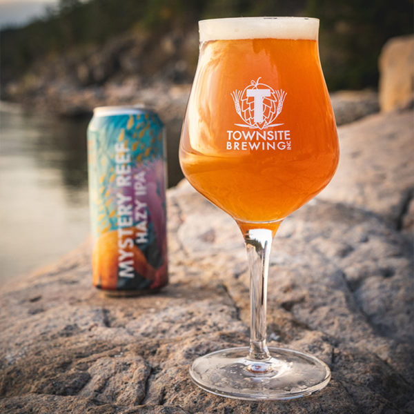 Mystery-Reef-Hazy-IPA-One-Can-Beer-In-Glass