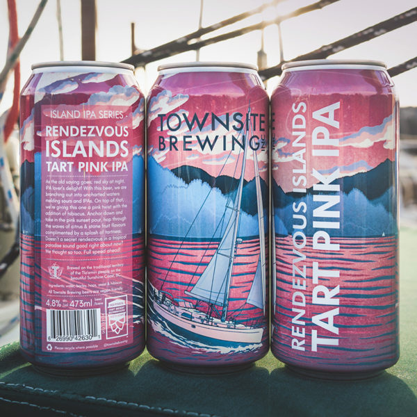 Rendezvous-Islands-Pink-Tart-IPA-Three-Cans