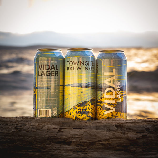 Vidal-Lager-Three-Cans-Sunset